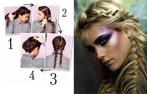 Как сделать красивую прическу самой себе: 18 причесок