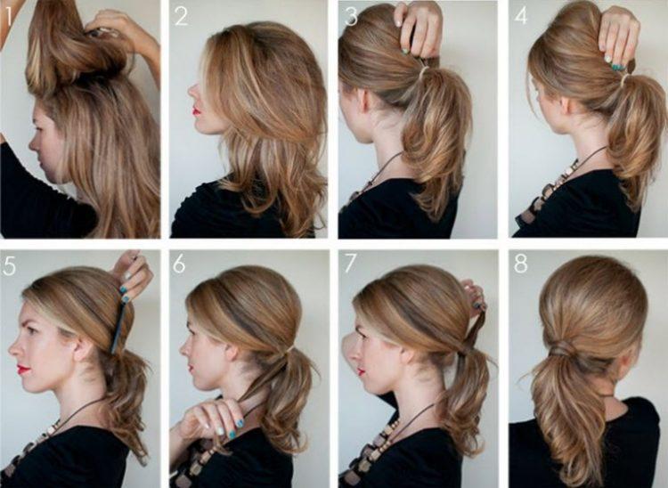 Fryzury Na Długie Włosy W Domu Fryzury Na Długie Włosy