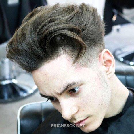 ... mencipta satu gaya siri lelaki kreatif yang ditawarkan oleh fesyen hari  ini. Ini termasuk potongan rambut lelaki bergaya (lihat gambar di bawah) 41742754c6