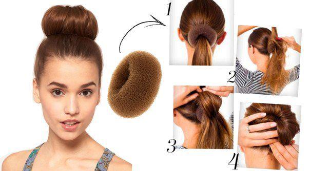 Как сделать кубышка из волос 264